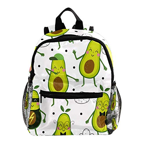 Childrens Backpack Rucksack Bags Boys Kids Girls Travel Schools Cartoon Fruit