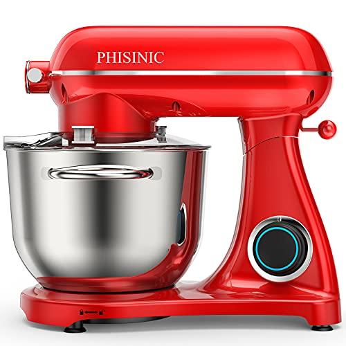 PHISINIC Küchenmaschine Knetmaschine...
