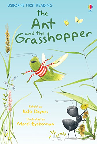 The Ant and the Grasshopper: For tablet devices (First Reading Level 1) (English Edition)