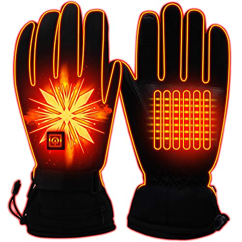 Best rechargeable heated gloves