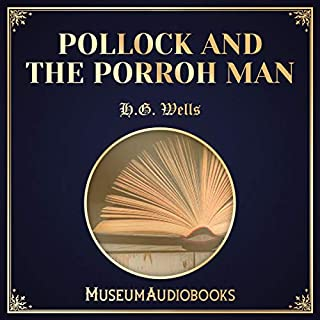 Pollock and the Porroh Man audiobook cover art