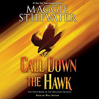Call Down the Hawk audiobook cover art