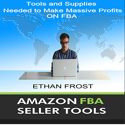 Amazon FBA Seller Tools audiobook cover art