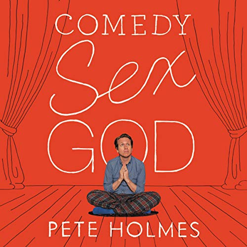 Comedy Sex God audiobook cover art
