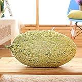 Almohadas de Viaje Almohada Felpa Juguete de simulación de Frutas Super Suave Abrazo Almohada...