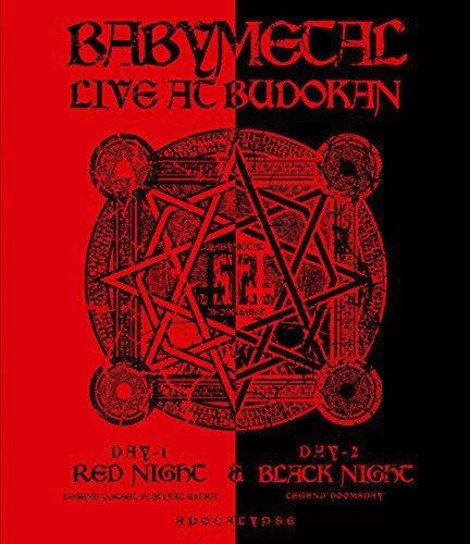 Live at Budokan-Red Night & Black Night Apocalypse [Blu-ray]