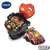 VTech - Turbo Force-Coche Rojo Reloj