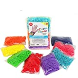 Loom Rubber Bands - 4800 pc Refill Value Pack with...