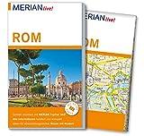 MERIAN live! Reiseführer Rom: Mit Extra-Karte zum Herausnehmen
