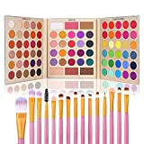 UCANBE Professional 86 Colors Eyeshadow