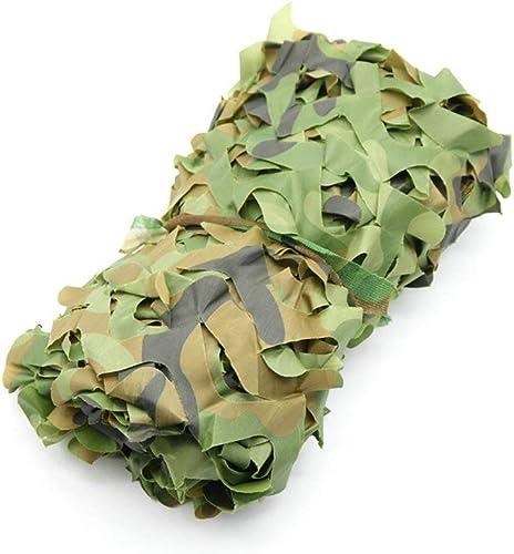 ZLZMC Tissu Double-Face Net De Camouflage d'Oxford pour Le Tir De Chasse Caché Woodland Camping Military   2M 3M 4M 5M 7M