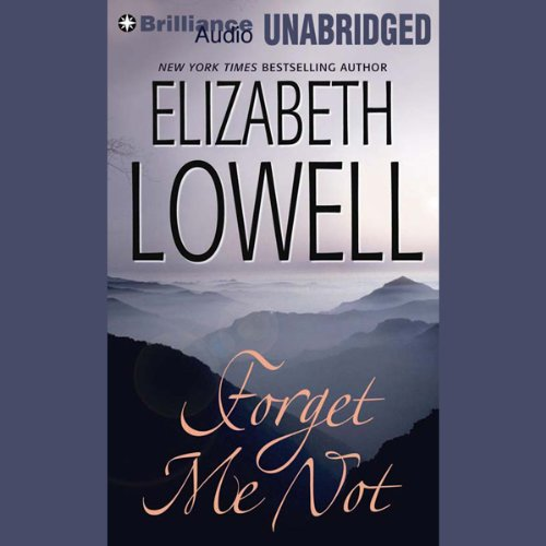 Forget Me Not audiobook cover art