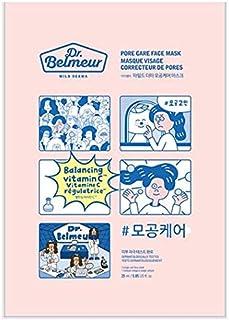 The Face Shop Dr. Belmeur Mild Derma Pore Care Mask, 1ea/25ml