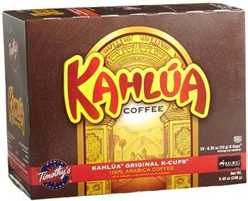 Timothy s KAHLUA Original - 24 K-Cups