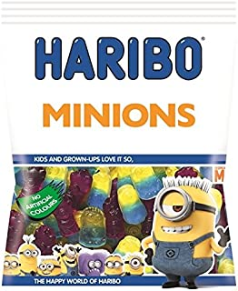 Haribo Despicable Me Minions Gummy Candy 4 x 150g Bags
