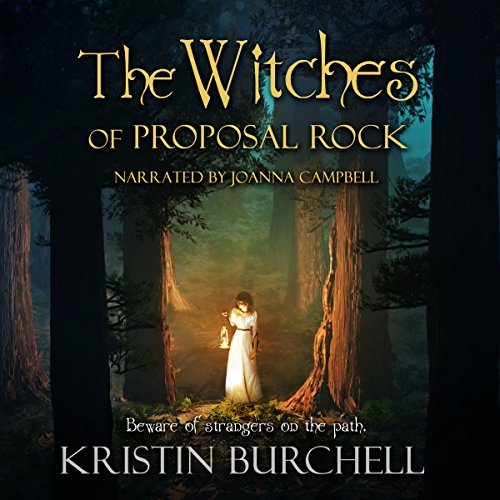 The Witches of Proposal Rock audiobook cover art