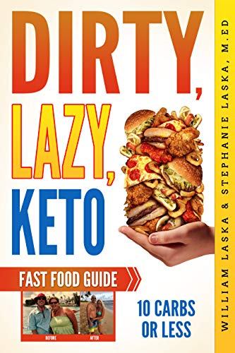 dirty lazy keto diet book