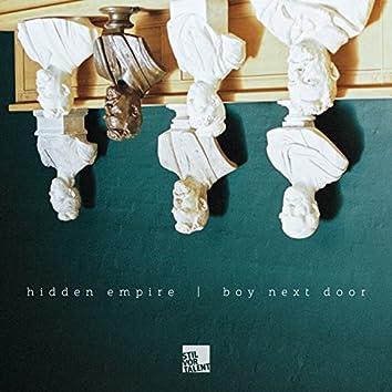 Hidden Empire, Boy Next Door