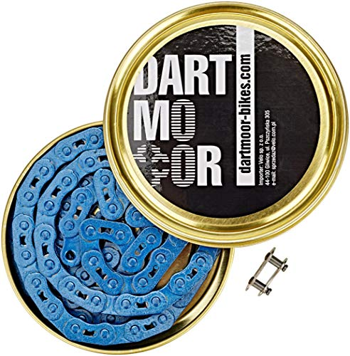 "DARTMOOR Core Kette 1/8\"" blau 2021 Fahrradkette"