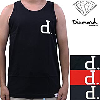 Diamond SUPPLY.CO ダイヤモンド サプライ Un Polo Tank [並行輸入品]