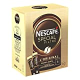 Nescafé Spécial Filtre - Café Soluble - Boîte de 70 Sticks