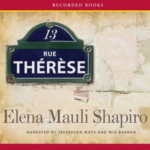 13 Rue Thérèse audiobook cover art
