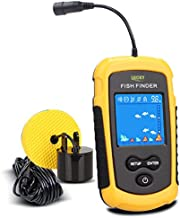 LUCKY Handheld Fish Finder Portable Fishing Kayak...