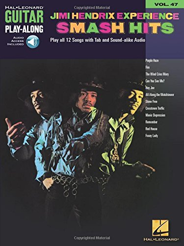 Jimi Hendrix Experience: Smash Hits + CD