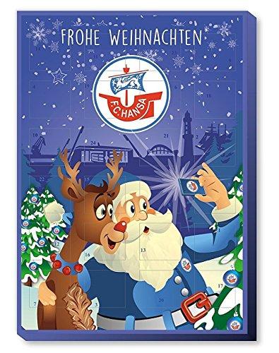 Hansa Rostock Weihnachtskalender, Adventskalender