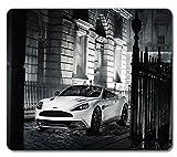 Not Applicable Alfombrilla de ratón para Juegos DIY Aston Martin Vanquish Carbon Edition Alfombrilla de ratón Personalizada y Personalizada Alfombrilla de ratón Linda