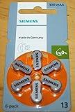Siemens 13er Hörgeräte Batterien 120 Stück
