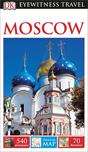 Moscow Travel Guides