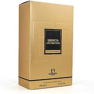 ESSENCIA Orchids Noir, Eau de Parfum, Vaporisateur Natural Spray, For Men, 100ml, 3.4 FL. OZ.