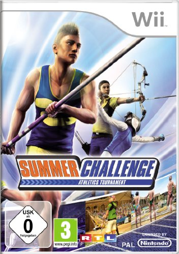 Summer Challenge - Athletics Tournament [Edizione: Germania]