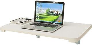 GFF Table de Bureau Murale Table de Bureau Murale Support pour Ordinateur Portable Bureau Étagère Pliante Tables de Salle ...