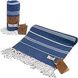 Smyrna Classical Series Original Turkish Beach Towel   100%...