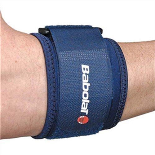 Babolat Tennis Elbow Support, Protezione Tennista Unisex – Adulto, Blu, Taglia Unica