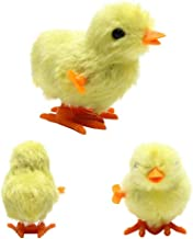 Home Delivered Toys Motor Little Chicks for You Kids Fluffy and Cute.(2 pcs)