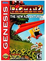 海外ジェネシス Pac-Man 2: The New Adventures (Sega Genesis, 1994)