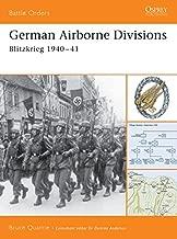 German Airborne Divisions: Blitzkrieg 1940–41 (Battle Orders)