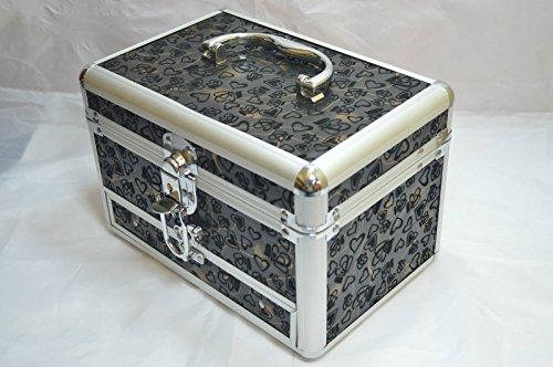 Generic yanhonguk3150825_ 81yh4744yh Farbe zufällige Aufbewahrung Display riefcase HO Schmuck Box Schmuck Aktentasche Halterung liegt Stor Juwelier Supplies x Juwelier Organizer Sicher Farbe zufällige