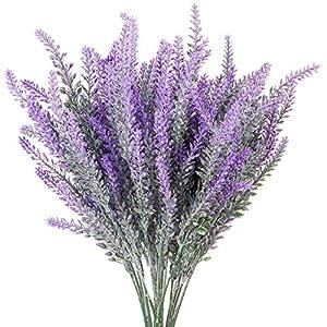 N / A Lavender Artificial Flowers