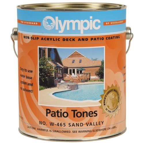 Kelley Technical Olympic Patio Tones Deck Coatings Sand Valley - 1 Gallon