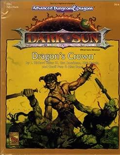 Dark Sun: Dragon's Crown AD&D 2nd Ed. Fantasy Roleplaying, Dark Sun, DSE1)