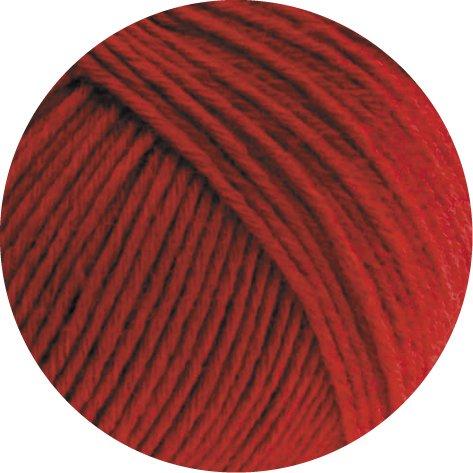 Lana Grossa Alpina 015 rot 100g Landhauswolle