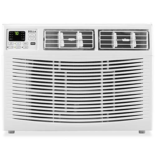 Della 8000 BTU Window Air Conditioner 820W, 110V/60Hz, 12....