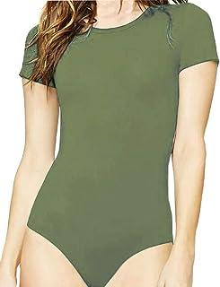 ebe954ead0 Amazon.com  Greens - Bodysuits   Shapewear  Clothing