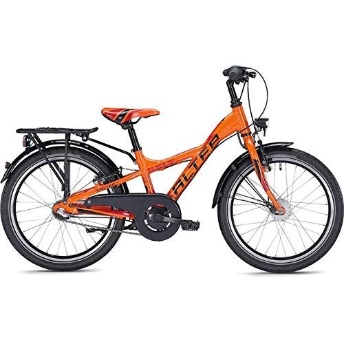 Unbekannt Falter Jugendrad FX207 ND Y-Lite orange/schwarz