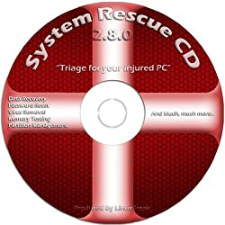 System Rescue CD