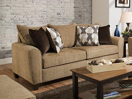 Best Lane Home Furnishings Reed Tan 9096-03 Sofa